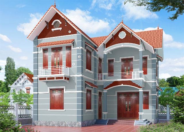 cách giữ sơn tường nhà bền màu