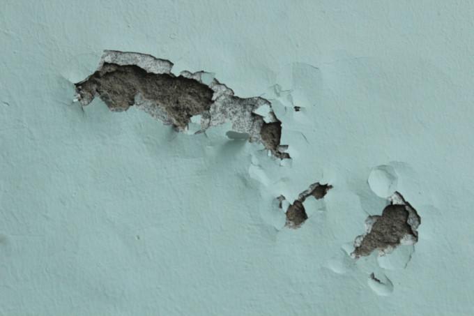 những vấn đề khiến bề mặt sơn nhà bạn không hoàn hảo