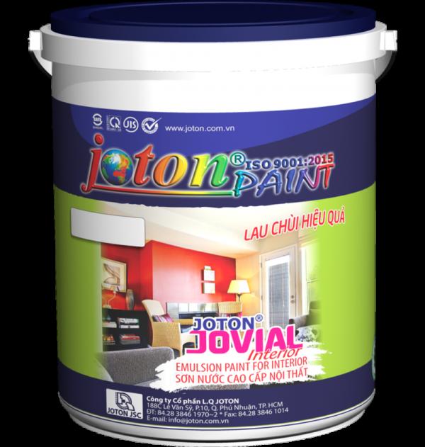 sơn nội thất lau chùi vượt trội