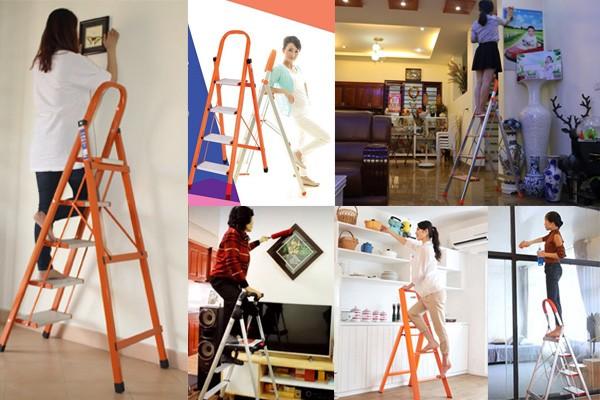 dụng cụ sơn nhà