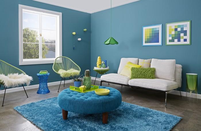 chọn màu sơn nhà cho người mệnh Kim