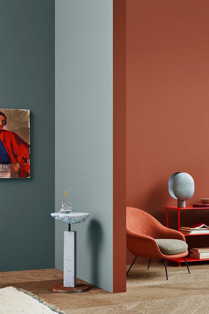màu sơn nội thất Jotun