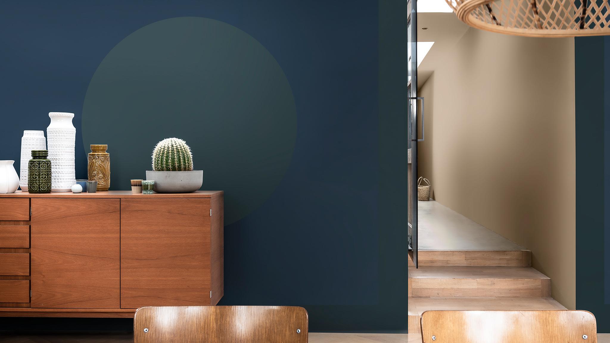 ý tưởng màu sắc sơn dulux 2021